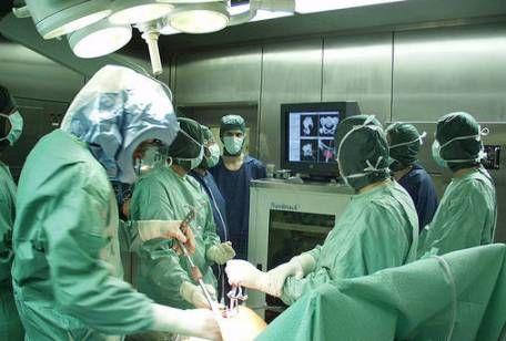 Donatore e Sala operatoria