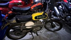Vecchio Ducati Scrambler