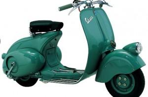 Vespa 98cc del 1946