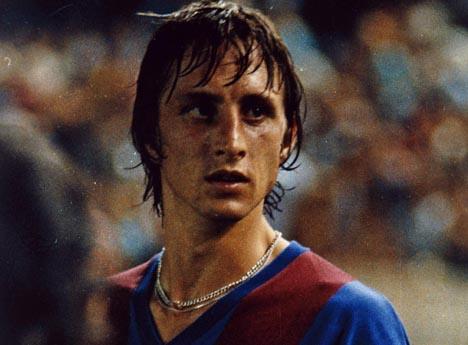 Cruyff al Barcellona (fabriziobiondi.altervista.org)